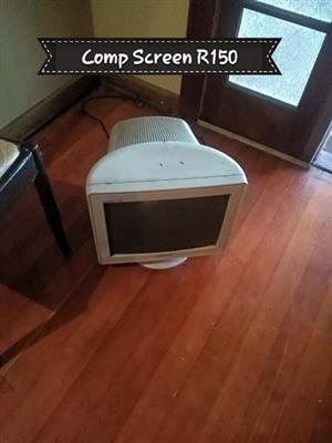 White computer screen for sale