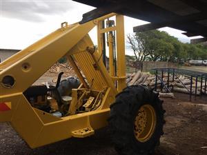 Forklift Logger