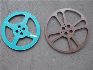 Movie Projector Reel - 16mm