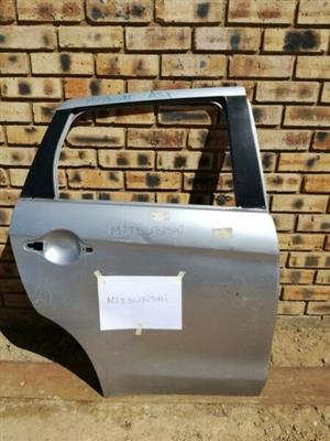 Mitsubishi ASX Right Rear Door  Contact for Price