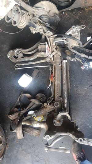 Audi B8 Sub Frame with Steering Rack