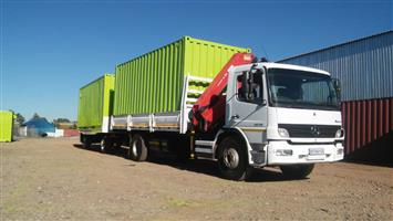 Best price crane truck hire