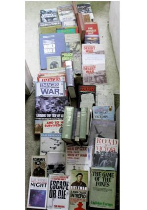 World War 2 Books   make an offer | Junk Mail