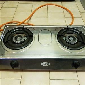 Cadac 2 plate gas stove