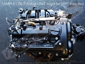 HYUNDAI G4NB 1.8L D/CVVT DOHC 16V Engine -Elantra, i30, KIA Forte