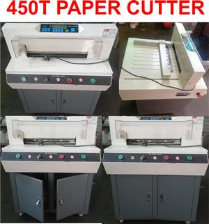 Electronic Paper / Business Card Cutter