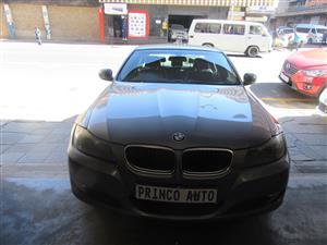 2011 BMW 3 Series 320i Dynamic