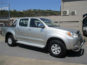 2006 Toyota Hilux V6 4.0 double cab 4x4 Raider automatic