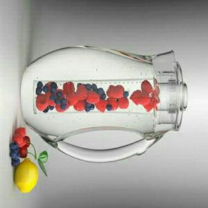 Fruit Infusing Water Jug