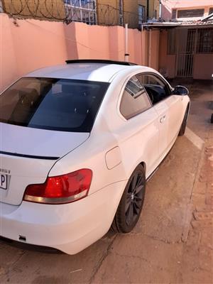 2009 BMW 1 Series 135i coupé steptronic