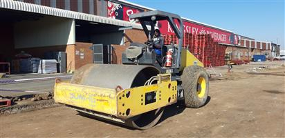 Bomag BW213D-40 Smooth Drum Roller