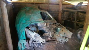 BMW IS E36 - Stripping for parts