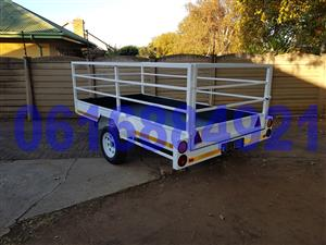 3M x 1.5M x 90MM Trailer For Sale