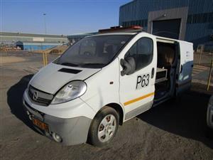 Opel Vivaro CDTi Minibus - ON AUCTION