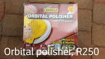 Orbital polisher for sale
