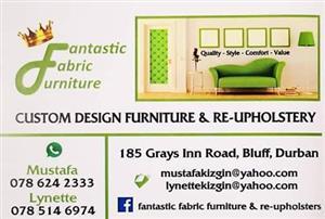 Fantastic fabric furniture