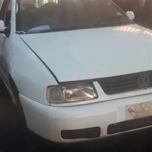 vw polo 1.4 stripping for spares