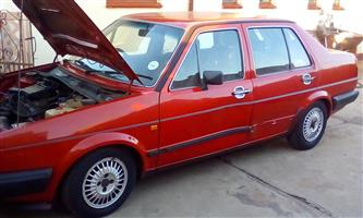 1985 VW Jetta 1.4TSI Comfortline
