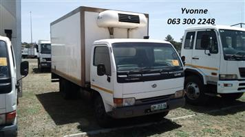 2008 Nissan UD40 Fridge Unit For Sale