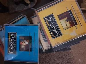 Classical Music CD's &DVD's