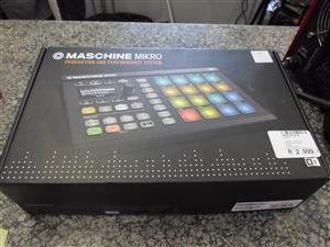 Maschine Mikro Production and Permormance System