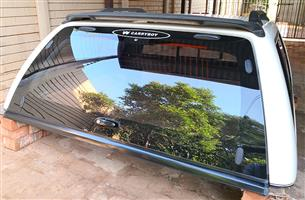 Carryboy canopy for Toyota Hilux Double Cab