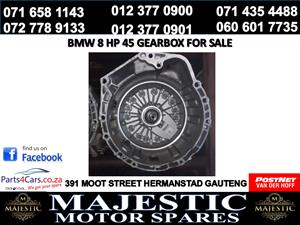 Bmw used gearbox for sale
