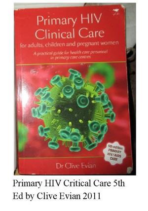 Primary HIV Critical Care   2011