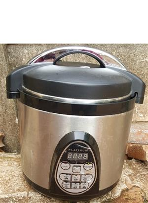 Platinum Digital Pressure Cooker