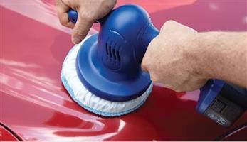 Vehicle polishing