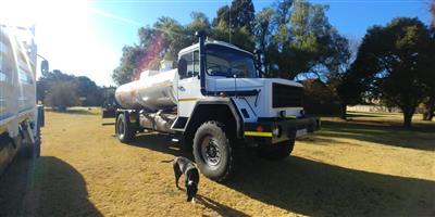 SAMIL 50 Diesel/Water Bowesr Truck for Sale