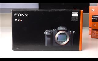 Sony a7R II Full-Frame Mirrorless Digital Camera