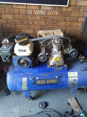 Mac Afric Compressor