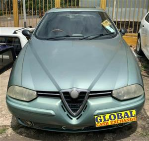 2000 Alfa Romeo 156 2.0 Twin Spark Veloce