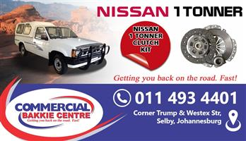 nissan 1 tonner 3.0 v6 clutch kit