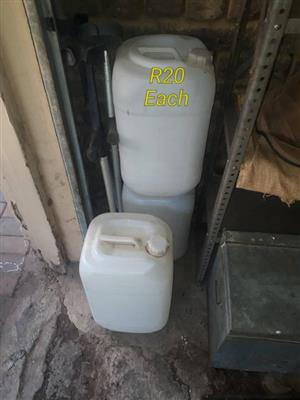 Water containers for sale