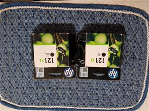 2x HP 121 XL ink cartridge BLACK + 1x Samsung MLT-D111S/XSG toner cartridge BLACK