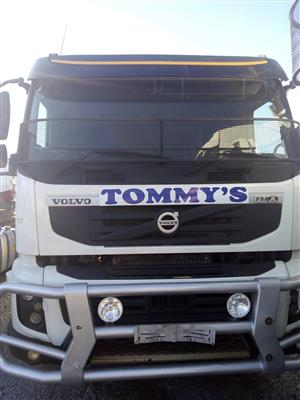 2013 Volvo FMX440 I have 2 in stock