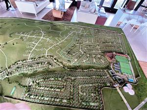 ONLINE AUCTION! VACANT STAND IN POPULAR THE HILLS EGO GOLF ESTATE, PTA EAST