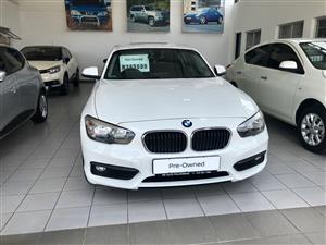 2016 BMW 1 Series 120d 5 door auto