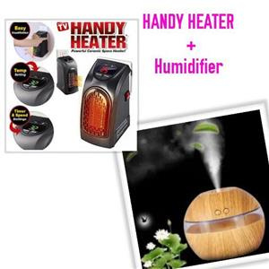 handy heater and humidifier Combo!