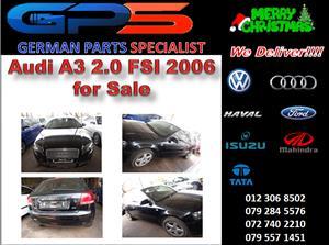 Audi A3 2.0 FSI 2006 for Sale