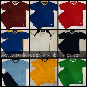 Sports Shop Discounted Soccer kit 14 Tops 14 Shorts 1 Goalkeeper and 15 Socks R 2600