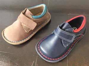 Boy's Genuine Leather Closed Shoe