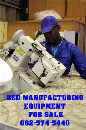. Tape edge machine for sale making beds