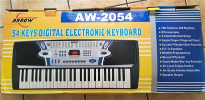 Digital Electronic keyboard