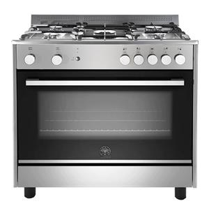La Germania Parma 90cm 5 burner Gas stove /Electric oven S/Steel- BEST SELLER 3-year warranty