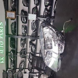 New-Second hand Mercedes Benz auto spare parts and BMW spare