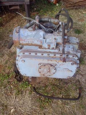 Linde gearbox