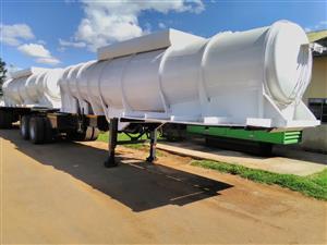 Steel Tanker Trailer